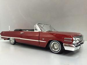 Chevrolet Impala  Cabriolet En Escala 1/24