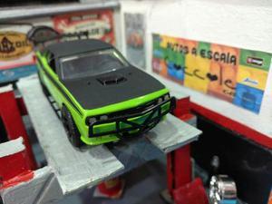 Dodge Challanger Srt8 Rápido Y Furioso 1/32 Jada Coccole
