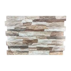 Revestimiento ceramico simil piedra pared posot class - Revestimientos piedra natural ...