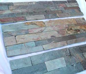 Piedra natural oxido en placas de x oferta posot class - Revestimiento de piedra natural precios ...