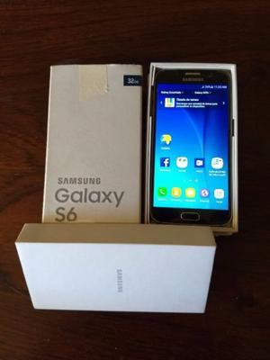 SAMSUNG GALAXY S6, 32 GB. NUEVO, EN CAJA, LIBERADO DE