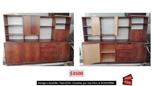 Vendo modular madera