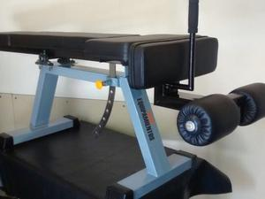 Maquinas de gimnasio posot class for Aparatos gimnasio