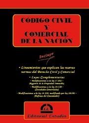 Codigo Civil Y Comercial De La Nacion [] - Ed. Estudio