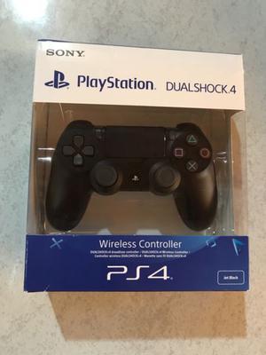 Control Ps4 nuevo sin uso