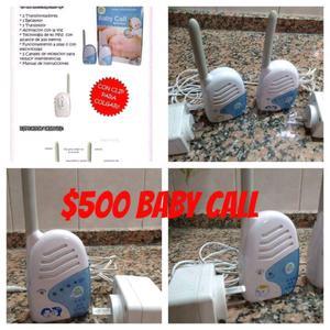 Baby call poco uso