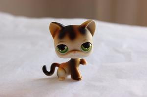 Littlest Pet Shop Fieles Mascotas Gatitos Precio Cada Uno