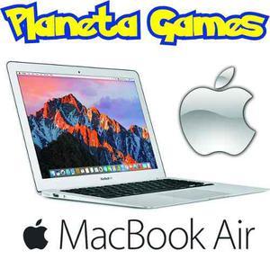 Macbook Air 13,3 I5 8gb Ssd 256 Gb Ñ Caja Cerrada Cash