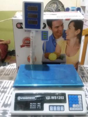 VENDO BALANZA ELECTRONICA