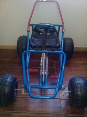 Vendo karting niño a pedal reforzado