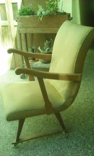 Antiguo sillón para retapizar como quieras!!!!!