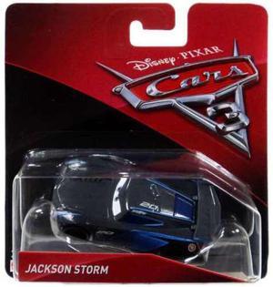 Auto Cars 3 Jackson Storm Original Mattel
