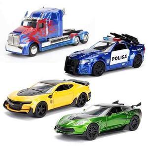Auto Transformers 1/64original Optimus Prime Bumblebbe Lco
