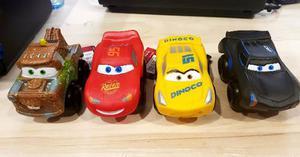 Autos Cars Originales New Toys 4 Modelos Precio X C/u