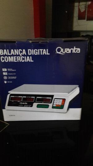 BALANZA comercial digital nueva en caja