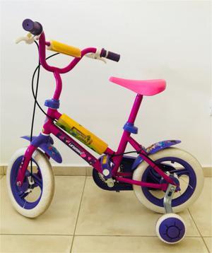 Bicicleta Unibike Rodado 12 Niña