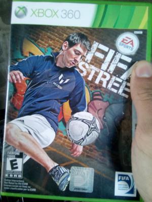 Fifa steet 4 original
