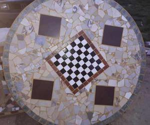 Juegos De Jardin Hechos En Ceramica