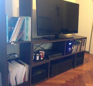 Mueble para TV x2 modulos