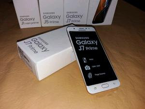 Samsung Galaxy J7 Prime Libre Nuevo
