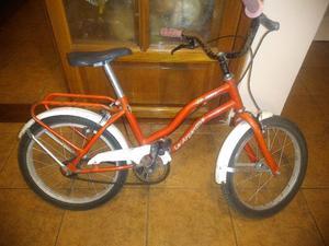 Vendo Bicicleta RODADO 16 para chicos en PERFECTO ESTADO!!!