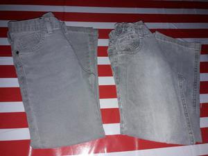 calzado de mujer y jeans de niño