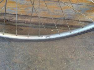 juego de llantas de bicicleta de aluminio rodado 28 NIZ