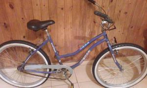 Bicicleta playera. De mujer rodado 26