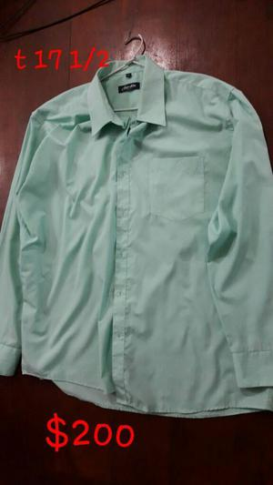 Camisas Hombre Un Uso