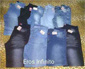Jeans nuevos de mujer talles 40 al 50
