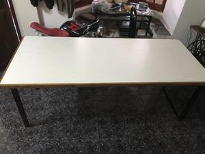 Mesa madera 2m