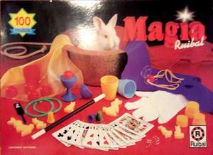 Set de Magia 100 Trucos!!