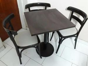 Sillas Estilo Thoneth Para Bar - Restaurante 17 Unidades!