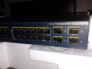 Switch Cisco Catalyst  V2 Series Poe-48 - Nuevo En Caja