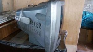 TELEVISOR NOBLEX CON CONTROL REMOTO DE 20 PULGADAS