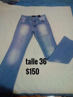 Jeans como nuevos