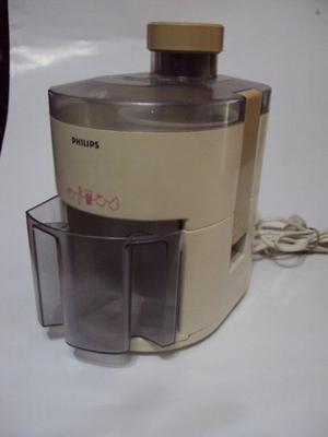 Juguera Philips procesadora de jugos
