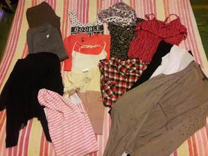 Lote de ropa de mujer