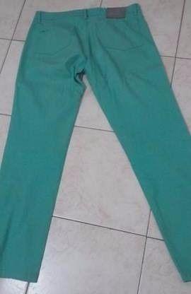 Pantalón talle bajo Estancias Chiripá Talle 42 recto color
