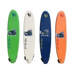 Tabla De Surf Empire 8' Soft Softboard +pita+quillas