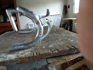 manijas de freno de aluminio marca MODOLO italianas