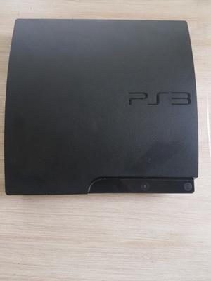 Ps3 Slim 320gb+ HDMI+ 2 joysticks y 12 juegos originales