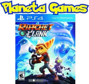 Ratchet and Clank Playstation Ps4 Fisicos Caja Cerrada