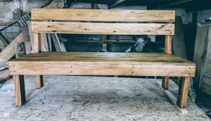 Sillon de madera castelar posot class for Sillon madera exterior