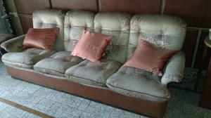 Combo sillón de 4 cuerpos + 2 individuales
