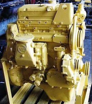 Motor GM Detroit Diesel 353 vial 100hp