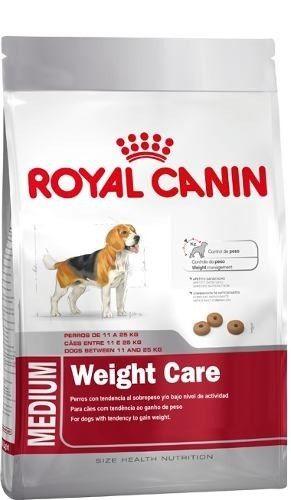 ROYAL CANIN MEDIUM WEIGHT CARE X 15KG ENVIOS SIN CARGO