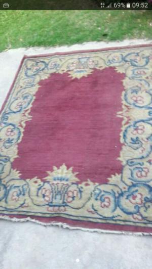 Vendo alfombra española