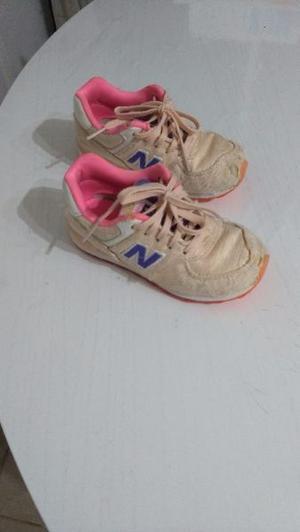 zapatillas new balance nena