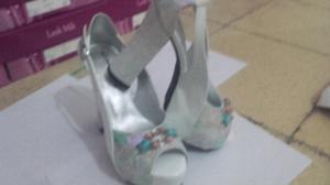 vendo zapatos de fiesta
